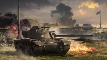 В World of Tanks Blitz доступен новый игровой режим