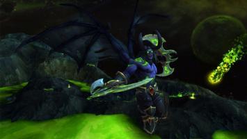 В начале августа предзаказавшие World of Warcraft: Legion игроки смогут испытать Охотника на демонов