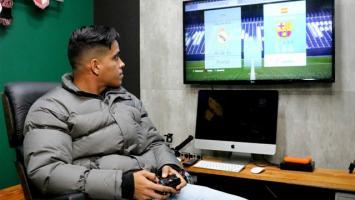 Профессиональный футболист ушел из спорта, чтобы играть в FIFA