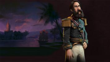 Император Бразилии в новом трейлере Civilization 6
