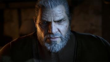 Старик Маркус Феникс в трейлере кампании Gears of War 4