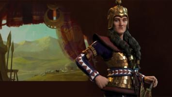 Царица Скифии в трейлере Civilization 6