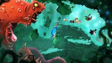 Очередной бесплатной PC-игрой от Ubisoft стала Rayman Origins