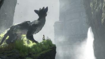 Прогресс разработки на новых скриншотах The Last Guardian
