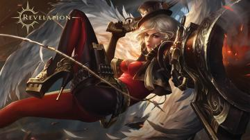 Revelation: MMORPG для всех?