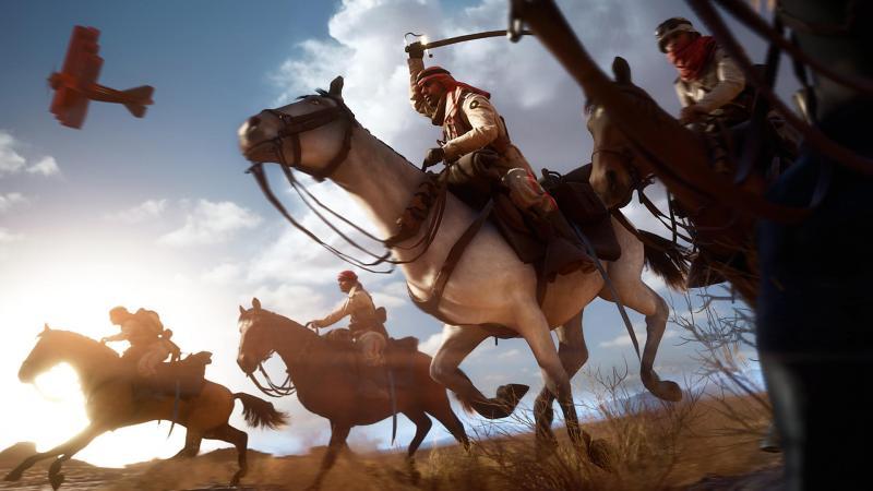 Подробности беты Battlefield 1 и трейлер игры к выставке Gamescom