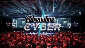 Регистрация на Adrenaline Cyber League в самом разгаре