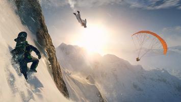 Экстремальная игра Steep от Ubisoft обзавелась релизной датой