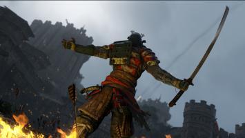 Геймплейный ролик режима Dominion из For Honor