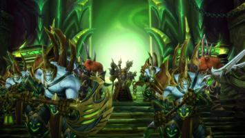 Релизный трейлер World of Warcraft: Legion призывает встать на защиту Азерота