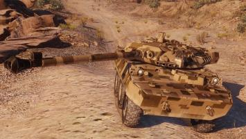 Вышло свежее обновление для Armored Warfare