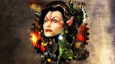 15 лет назад. Arcanum: Of Steamworks and Magick Obscura