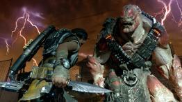 Геймплей кооперативного режима Horde 3.0 из Gears of War 4