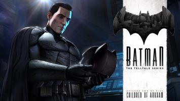 В этом месяце выходит второй эпизод BATMAN - The Telltale Series