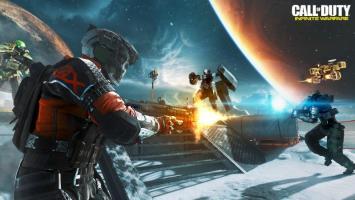 Бета-тестирование Infinite Warfare стартует в середине октября на PS4