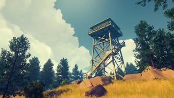 В этом месяце Firewatch выходит на Xbox One