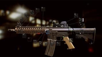 Ролик кастомизации оружия в Escape from Tarkov