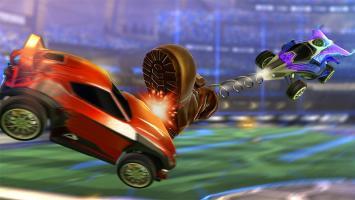 В Rocket League появился новый безумный игровой режим