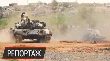 День танкиста от Wargaming: фоторепортаж (37 фото)