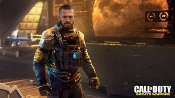 В Call of Duty: Infinite Warfare нашлось место для Конора Макгрегора