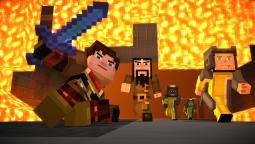 Релизный трейлер восьмого эпизода Minecraft: Story Mode