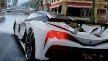 Вышла графическая модификация Grand Theft Auto 5 Redux