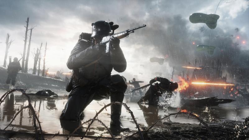 Объявлены официальные системные требования Battlefield 1