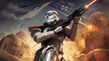 Геймплей Battlefront 3 прямиком из 2008 года