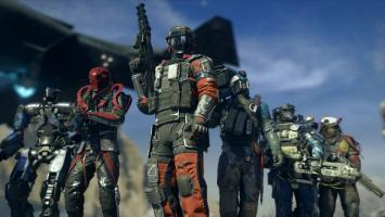 Обзорный ролик мультиплеерного геймплея Call of Duty: Infinite Warfare