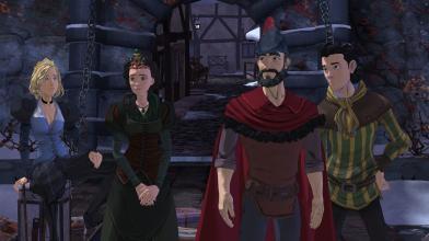 Четвертый эпизод King's Quest выходит на следующей неделе