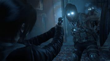 Геймплейный трейлер Rise of the Tomb Raider с PS4 Pro