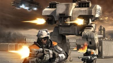 Спустя два года после отключения серверов Battlefield 2142 возвращается в онлайн