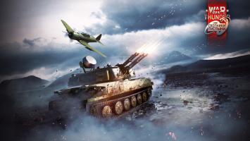 """Для War Thunder вышло обновление 1.63 """"Охотники пустыни"""""""