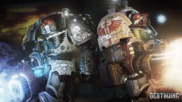 Оружие очищения в геймплейном трейлере Space Hulk: Deathwing