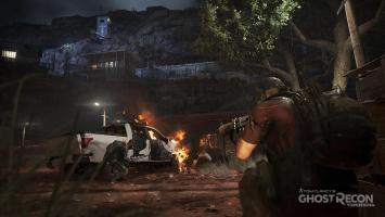 Геймплейный ролик тихого выполнения миссии в Ghost Recon: Wildlands