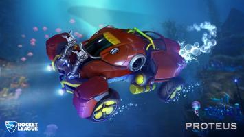 Отправляйтесь на дно в дополнении AquaDome для Rocket League