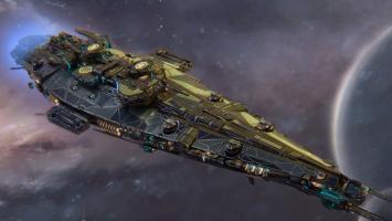 Новые корабли Федерации в последнем обновлении Star Conflict