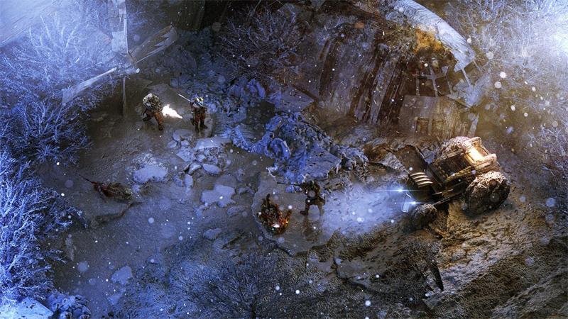 Wasteland 3 была профинансирована всего за три дня