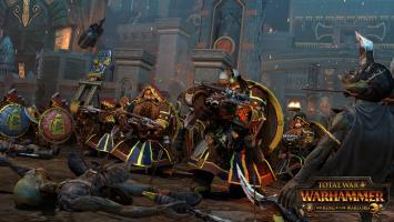 Непримиримые враги в новом дополнении для Total War: Warhammer
