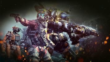 Оружие и доступные камуфляжи в ролике Titanfall 2