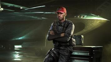 Чемпион F1 Льюис Хэмилтон появится в Call of Duty: Infinite Warfare