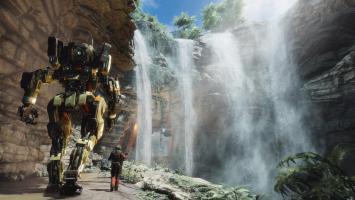 Первые 15 минут сюжетной кампании Titanfall 2
