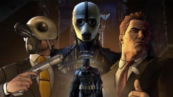Новый облик Харви Дента в трейлере третьего эпизода BATMAN - The Telltale Series