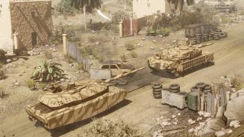 """В Armored Warfare запущен режим """"Столкновение"""""""