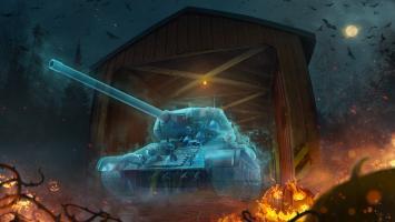 В World of Tanks для консолей и в World of Warships ожидается нашествие машин-чудовищ