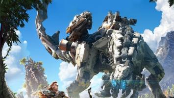 Более получаса геймплея Horizon: Zero Dawn