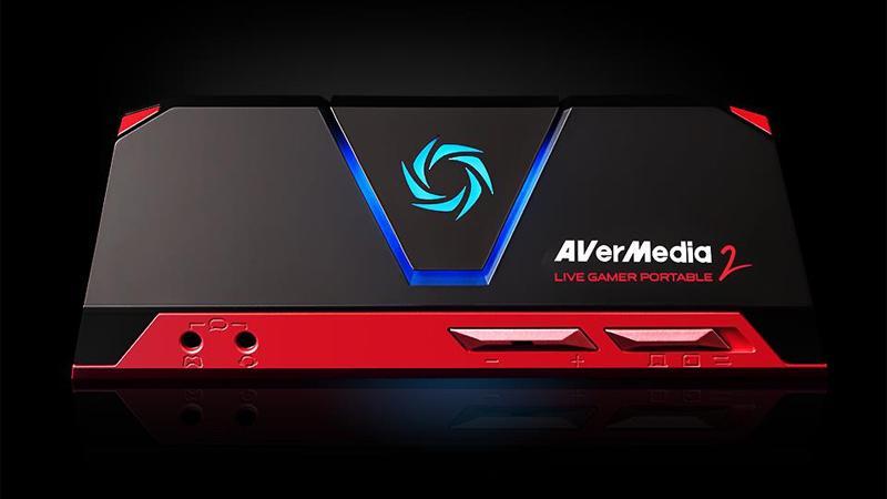 Простой захват видео с портативным устройством Live Gamer Portable 2