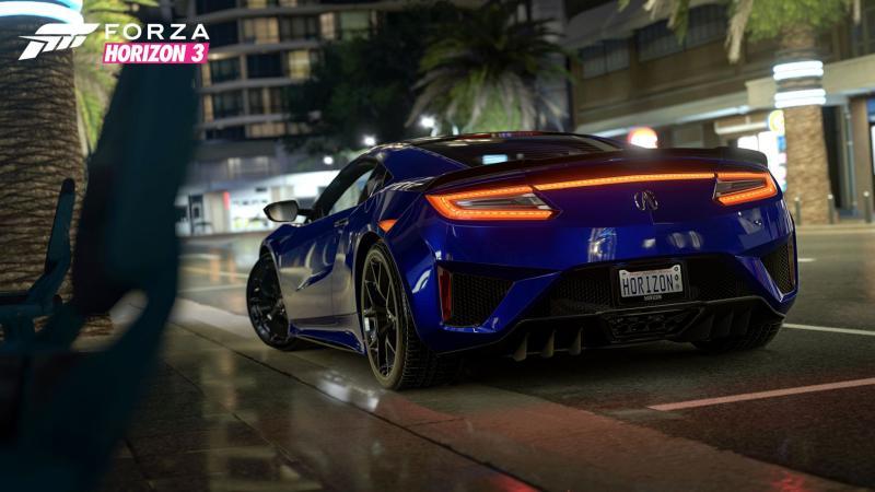 Вышла демка Forza Horizon 3 для Windows 10