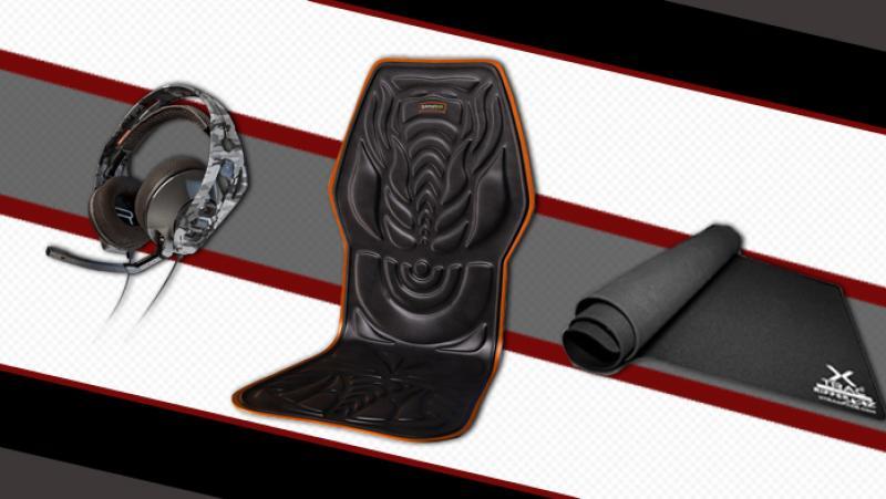 Вибронакидка, игровая стереогарнитура, огромный коврик и многое другое в каталоге призов PlayGround.ru