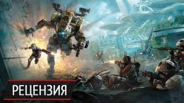 Я, робот: рецензия на Titanfall 2